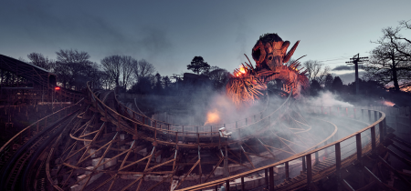 Alton Towers Theme Park and Resort
