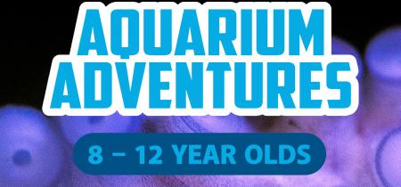 Aquarium Adventures Party: 8-12 Year Olds