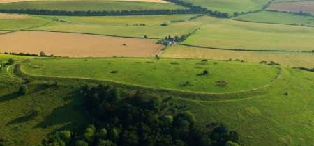 The Archaeology of the South Downs