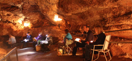 Art in the Caves