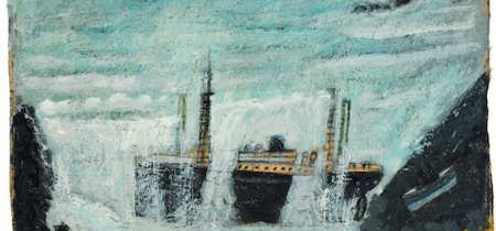 Friends Event: Alfred Wallis and His Sketchbooks