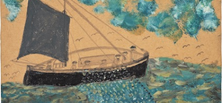 Art & Ideas: Alfred Wallis Collage Workshop With Lora Avedian
