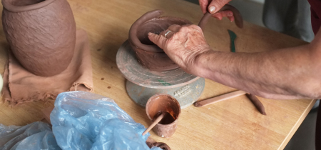 Pottery Summer Term 2018