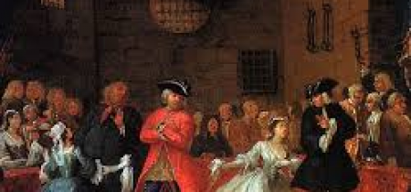 Supper Talk - The Life and Work of Hogarth