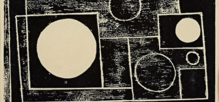 Art & Ideas at Home: Household Printmaking with Rachel McGivern, Saturday 5 December, 2-5pm