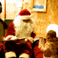 Farm Entry with Father Christmas Visit 2018