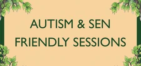 Autism & SEN Friendly Sessions - Woodland Adventure Days