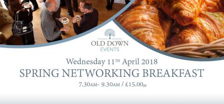 Spring Networking Breakfast