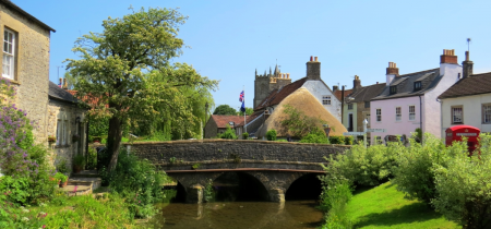 Around & About Bath:Medieval Marvels & Movies