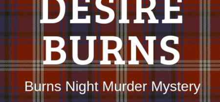 Desire Burns Murder Mystery