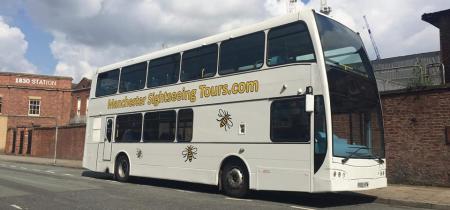 Manchester Bus Tour 'Secrets of the City'