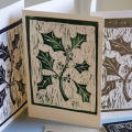 Woodcut Christmas Cards workshop - Tuesday 28 November