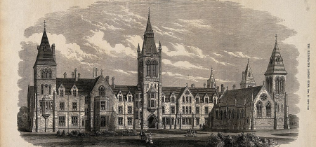 When Charterhouse School moved to Godalming: recorded lecture