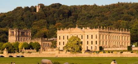 Chatsworth House and Gardens, National Park and Bakewell Pudding