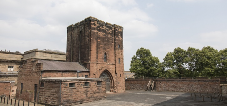 Views from Chester Castle: Wednesday 27 & Thursday 28 June