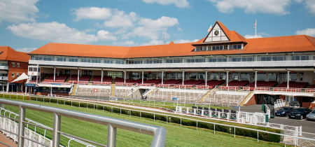 Chester Racecourse: Tour around site of a Roman port and a racecourse, 21 June at 10:30