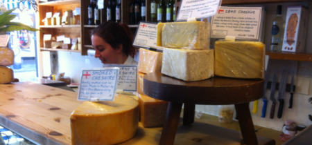Cheshire Cheese: Its History & Tasting 26 June 19:30