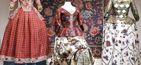 Chintz: Cotton in Bloom Exhibition Tickets