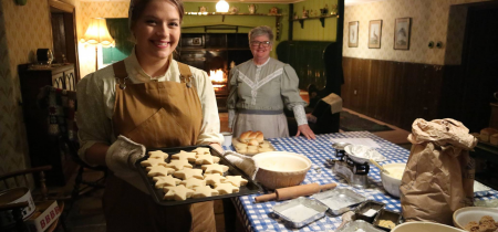 Christmas Cookery - Twilight Experience