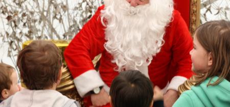 Christmas Santa's Grotto, 2-3, 9-10 & 16-24 Dec 2017