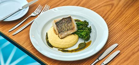 3 Course Lunch in Glaze Restaurant