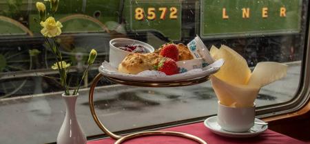 Afternoon Cream Tea Trains 2020