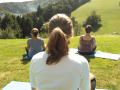Sharpham House: Creating Space- A mindfulness & Creative Enquiry Retreat for Women- 4 nights