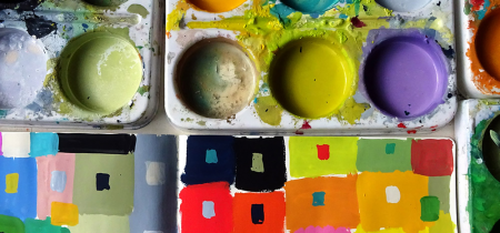 Creating Colour Palettes with Sarah Campbell