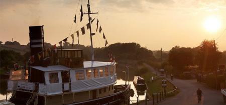 2.5 hour cruise - Acton Bridge - Sutton Weaver.  2021