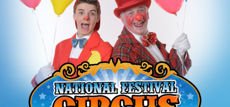 Spring Adventure 2018 - FREE Circus Show @ 2pm