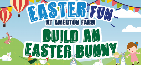 EASTER BUILD A BUNNY