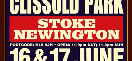 2018 - Clissold Park, Stoke Newington