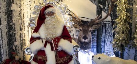 Visit Santa at Mother Shipton's
