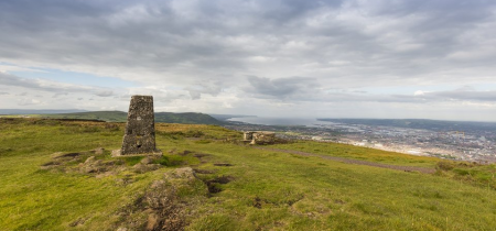 Divis and Black Mountain Sponsored Walk