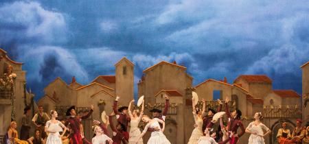 Don Quixote Royal Opera House LIVE Ballet