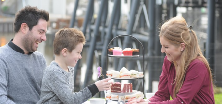 Mother's Day Afternoon Tea at Anderton Boat Lift