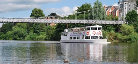 ChesterBoat - Residents Festival - FREE HALF HOUR CITY CRUISE