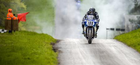 Hoghton Tower Motorcycle Sprint 5th April