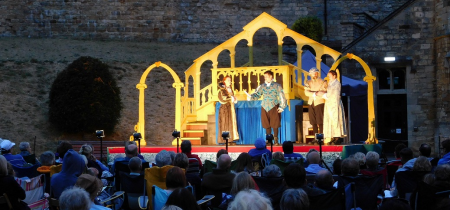 Illyria Theatre: The Hound of the Baskervilles