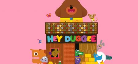 Design Workshop with Hey Duggee