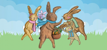 Hoppity Hop Easter