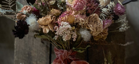 The Beauty of Dried Flowers