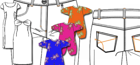 Illustrator for Fashion and Textile Design | Beginner | Saturdays
