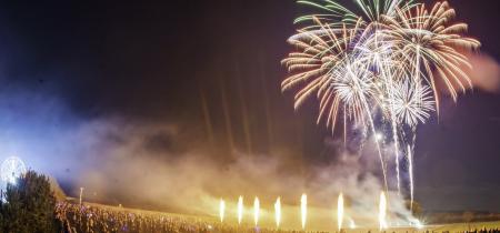 Avon Valley Firework Display 2018