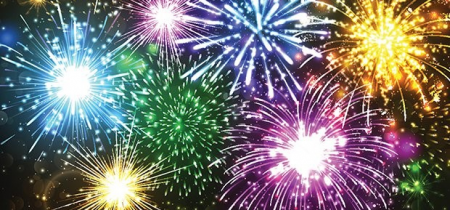 Fireworks Evening & Launch of Christmas 2018