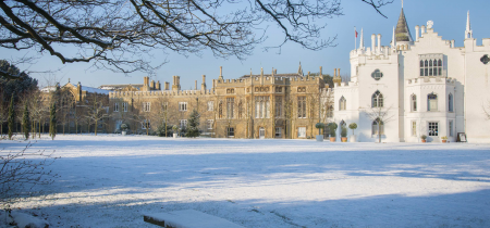 Christmas Festival at Strawberry Hill House