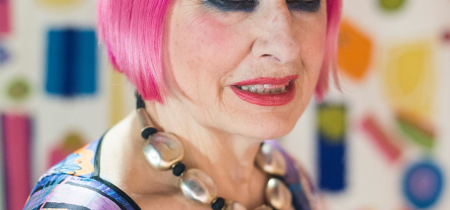 Zandra Rhodes in Conversation