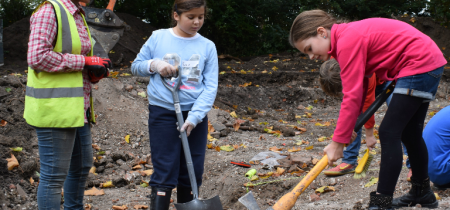 Young Archaeologists' Club (YAC): Spring term membership