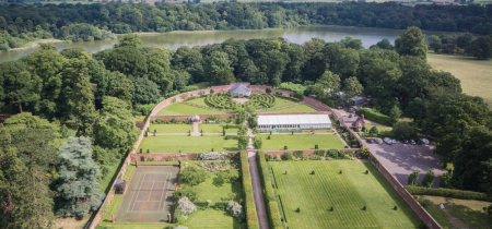 Garden Open Afternoon at Combermere Abbey Gardens