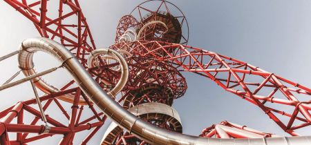 The Slide at ArcelorMittal Orbit